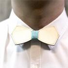 Деревянная галстук-бабочка из фанеры AB011