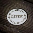 "Бирка ""Love"" B062"