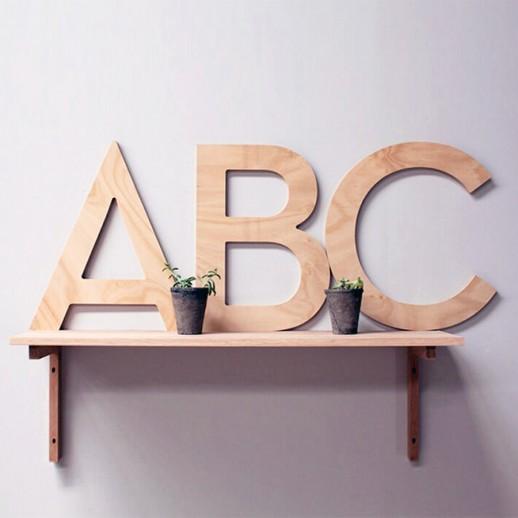 Буквы BU008