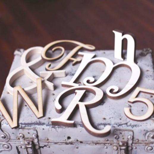 Буквы BU009