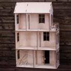 Дом 3-этажный KD003