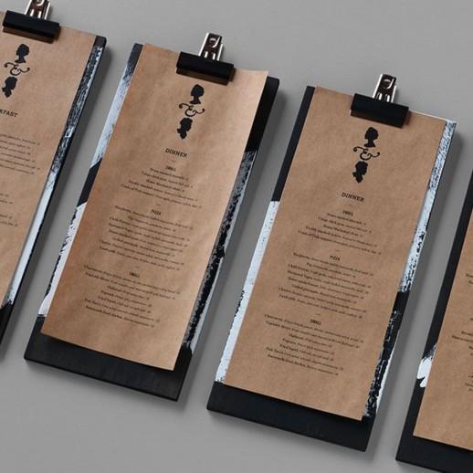 Папка для меню PK007