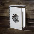 Шкатулка Книга H011