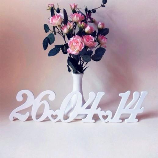 Дата свадьбы DS003
